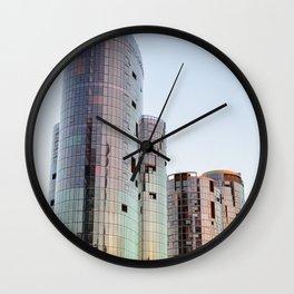 the ritz Wall Clock