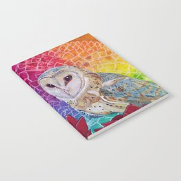 Lakshmi's Vahana ( Bird Whisperer Project Owl ) Notebook