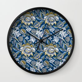"William Morris ""Kennet"" Wall Clock"