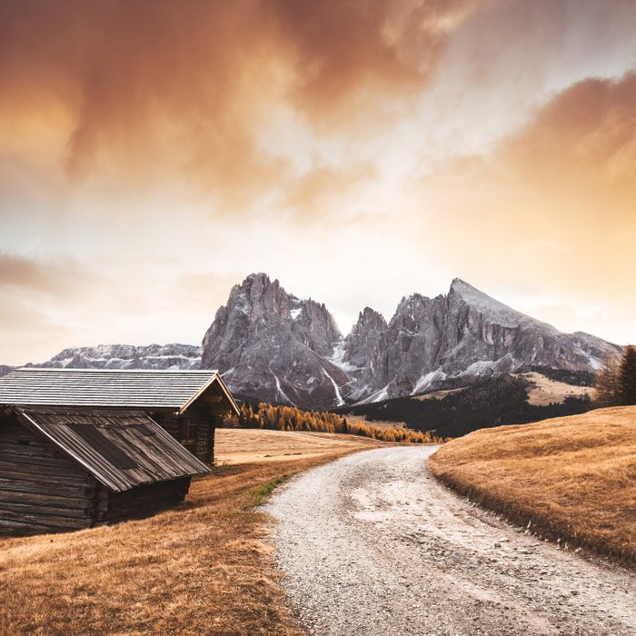 seiser alm in south tyrol Comforters