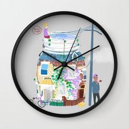 Drink it up, RVA! Wall Clock