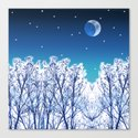 White Woods Snow by alexanderstudio