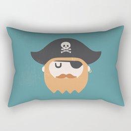 Pirate Rectangular Pillow