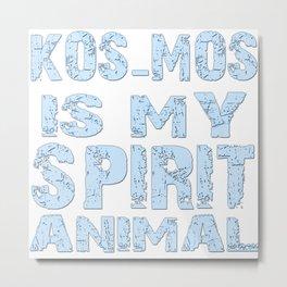 Xenosaga Kos-Mos Metal Print