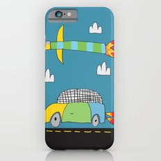 Car Plane Clouds Slim Case iPhone 6s