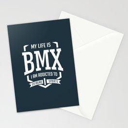 BMX Racing Stationery Cards