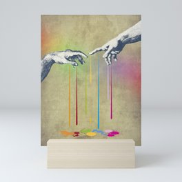 But deliver Us from Evil Mini Art Print