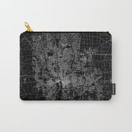 Columbus map ohio Carry-All Pouch