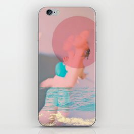 Swim Outside of Your Own Bubble, You're Going to Drown iPhone Skin