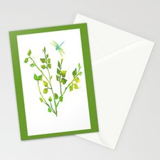 Dragonfly Three  Stationery Cards