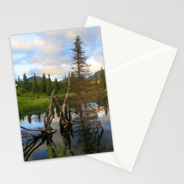 Slow down ~ Breathe ~ Listen. Stationery Cards