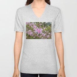Spring in Bloom Unisex V-Neck