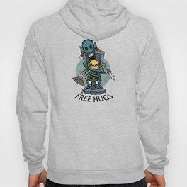 Legend of Zelda Wind Waker FREE HUGS T-Shirt Hoody