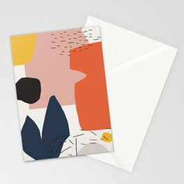 Shapes #474 Stationery Cards
