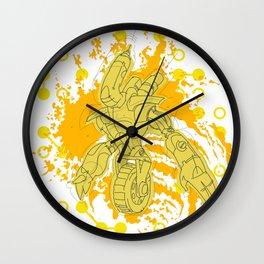 i'll conquer the World #4 Wall Clock