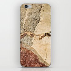 Angel Touch. iPhone & iPod Skin