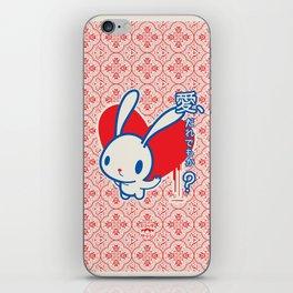 Love, Anyone? iPhone Skin