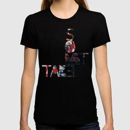 Red Blue 003 T-shirt