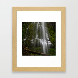 Proxy Falls Framed Art Print