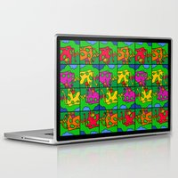 cows Laptop & iPad Skins featuring Cows by Stefan Stettner