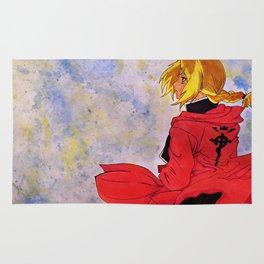 Edward Elric Fan-Art Rug