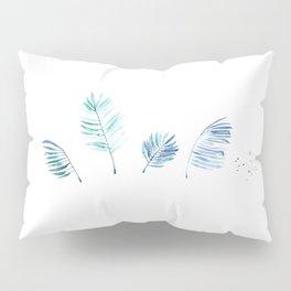 Cold Tropical Pillow Sham