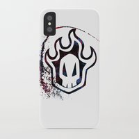 bleach iPhone & iPod Cases featuring Bleach by Bradley Bailey
