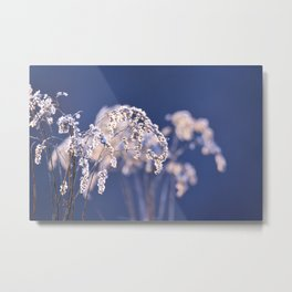 Out of the Blur Metal Print