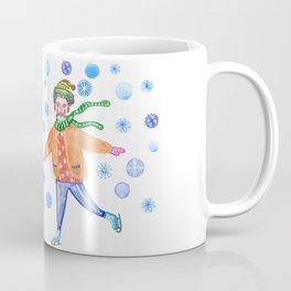 Let's go skating Coffee Mug