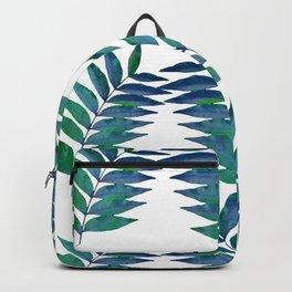 Blue Ferns Backpack