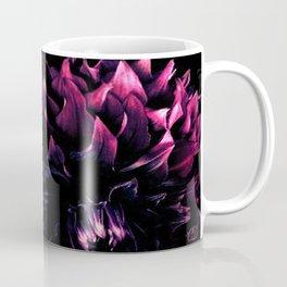 Black Dahlia II Coffee Mug