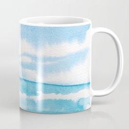 Soft Blue Sea Coffee Mug