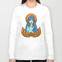 mother Long Sleeve T-shirts featuring mother by ODDITY