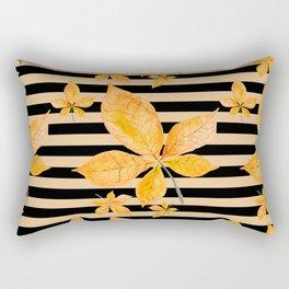 Autumn leaves #14 Rectangular Pillow