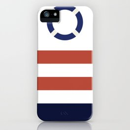 Life Ring,Nautical iPhone Case