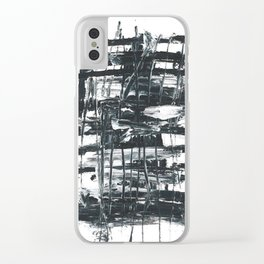 """""""Alter Ego"""" Clear iPhone Case"""