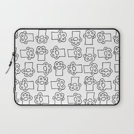 The Cat's Paws Laptop Sleeve