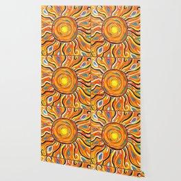 Summer Sun Wallpaper