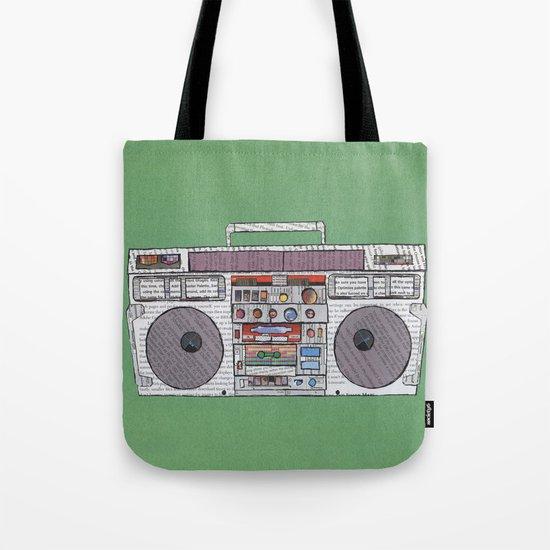 paper jams Tote Bag