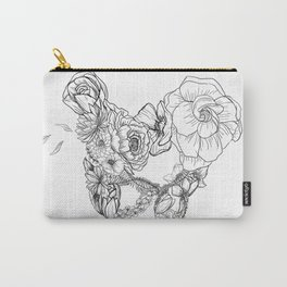 Pelvic Flora Carry-All Pouch