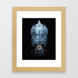 Order 66 - 3 Framed Art Print