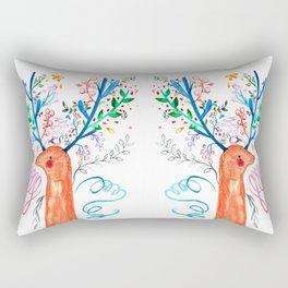 Deerling Rectangular Pillow