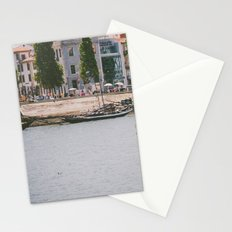 A ride on the river Stationery Cards