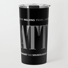 Seattle Grunge Travel Mug