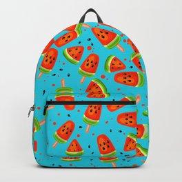 Watermelon pattern Backpack