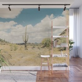 Old West Arizona Wall Mural