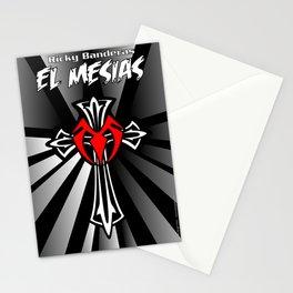 El Mesias De La Lucha Stationery Cards
