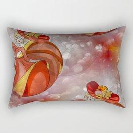 discopattern -c- Rectangular Pillow