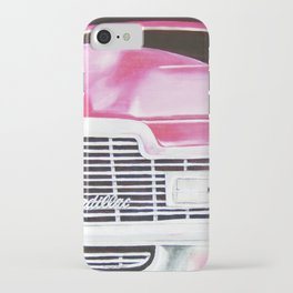 Pink Cadillac - Cotton Candy  iPhone Case