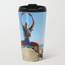 Strength Comes From Within  Travel Mug